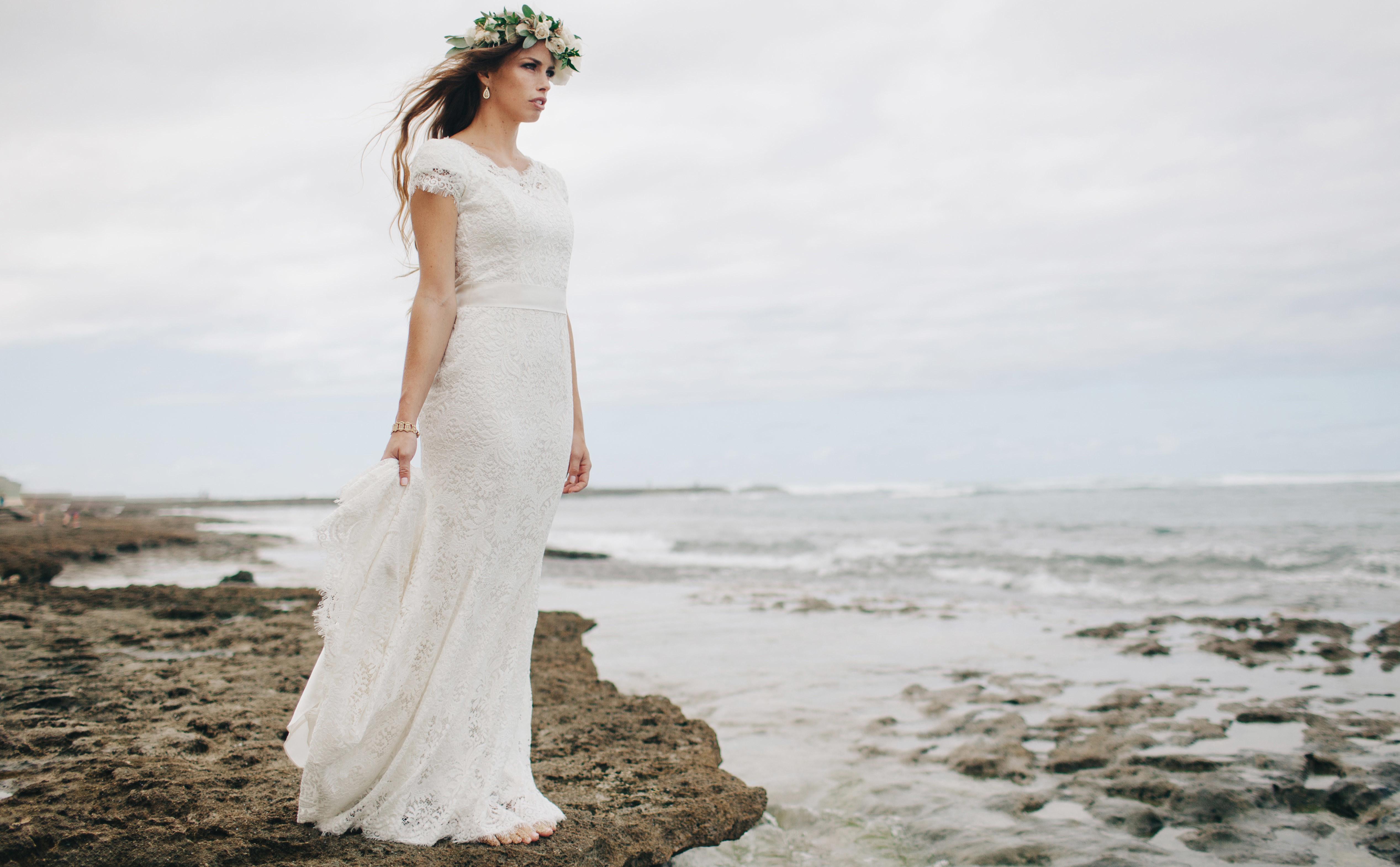 Modest Wedding Dresses Ogden Utah 15
